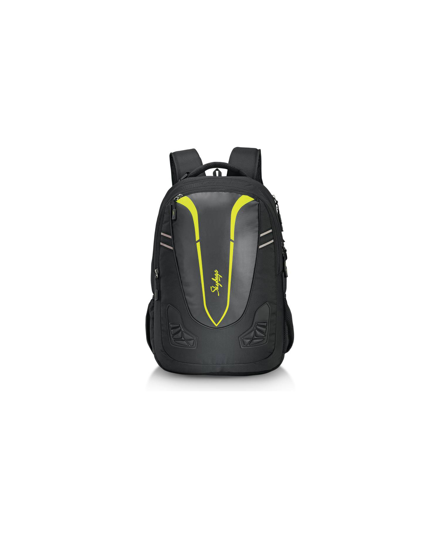 Skybags Crew 5 Laptop Backpack Black 32 L Laptop Backpack (Black) c20f55cbc4d3b