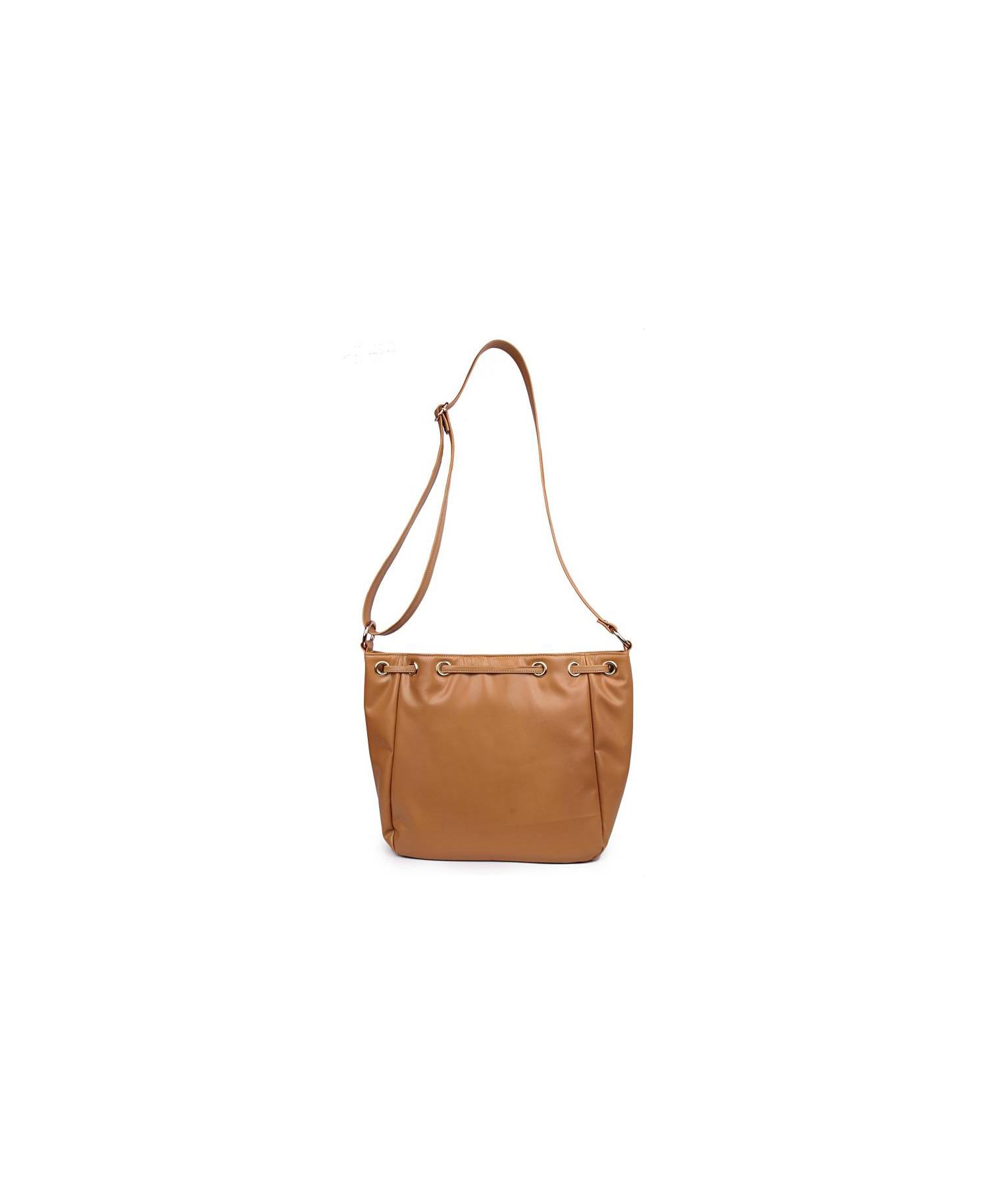 7c2b73f4cc Women Marks Women Casual Beige PU Sling Bag